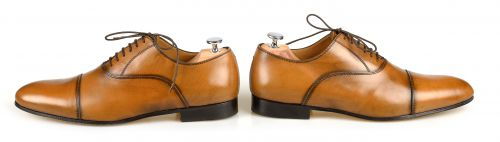 Jak čistit kožené boty