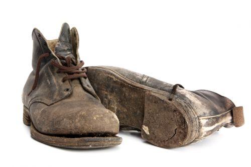 Jak se postarat o kožené boty