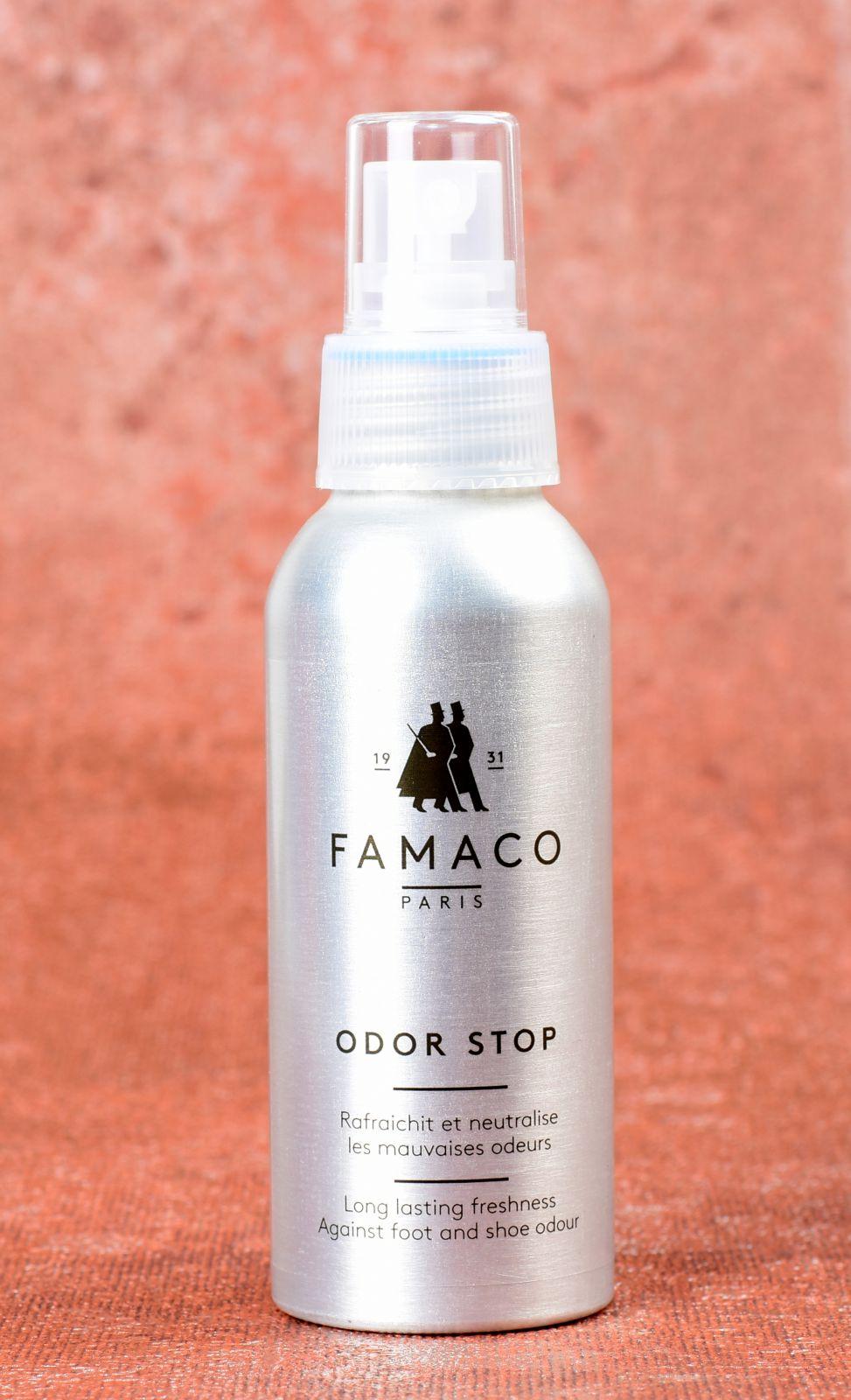 Famaco deodorant do bot, rozprašovač, 100ml Famaco, Francie