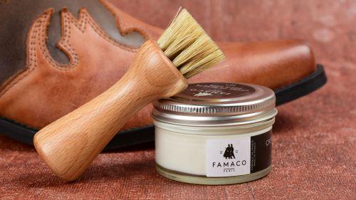 Jak čistit kožené boty, péče o boty