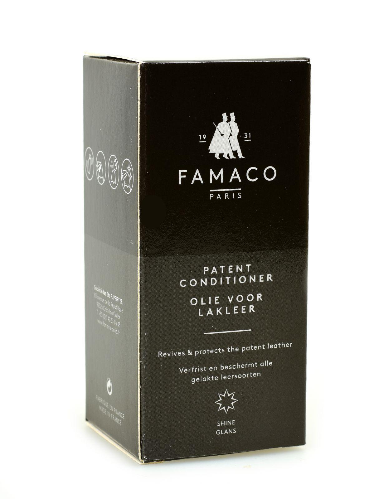 Famaco kondicioner pro lakovanou kůži, bezbarvý, 100ml