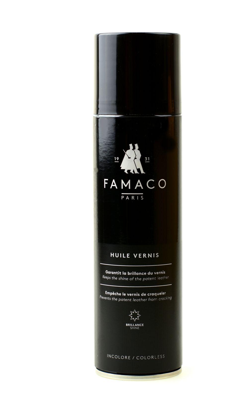 Ošetření lakované kůže Famaco