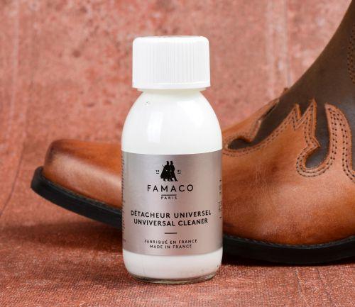 Odstranění skvrn na botách