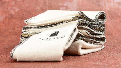 čistící hadřík na boty