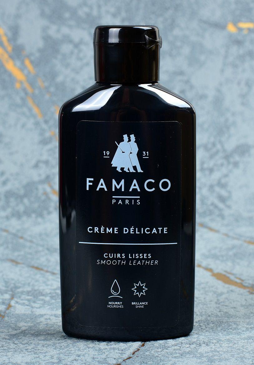 Tekutý balzám na kůži - Černý Famaco