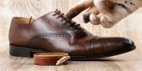 Jak použít vosk na boty