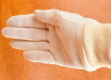 Bavlněné pracovní rukavice