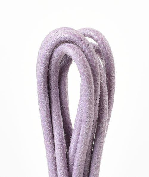fialové tkaničky