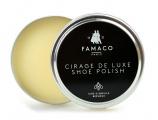 Vosk na boty Famaco de Luxe, malý - Světle hnědá
