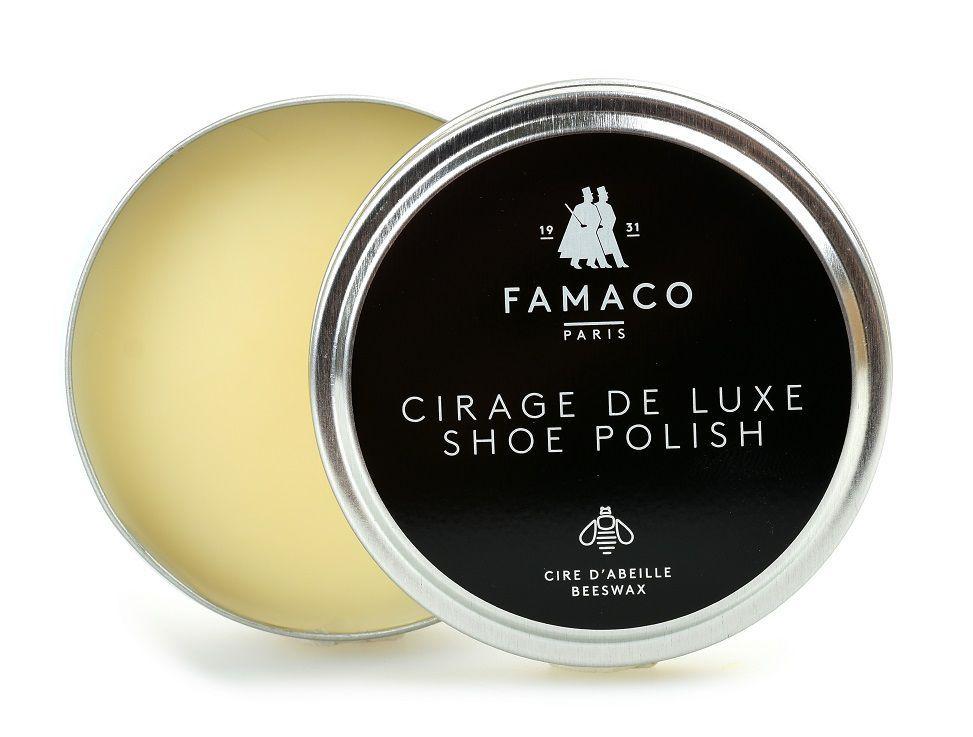 Vosk na boty De Luxe 50ml Famaco