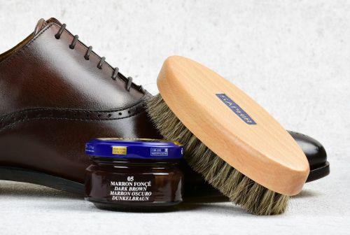 péče o boty, krém na boty Saphir