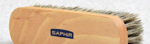 leštící kartáč na boty Saphir