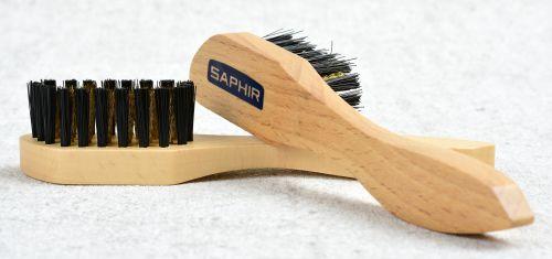 kartáč na semiš Saphir