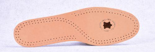 kožené vložky do bot