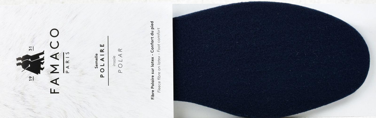 Zimní vložky do bot Famaco Polar