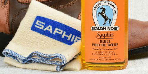 Saphir změkčovač kůže