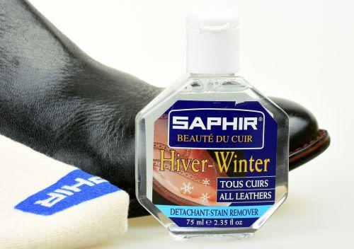 Odstraňovač skvrn od soli Saphir Hiver