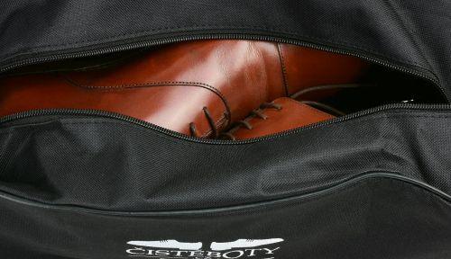 Cestovní vak na boty