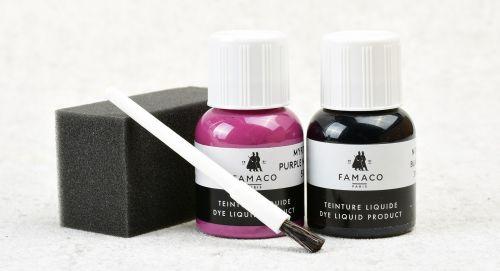 Barva na kůži Famaco Dye