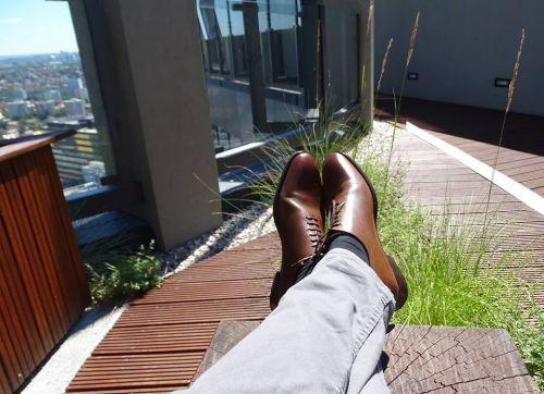 čisté boty