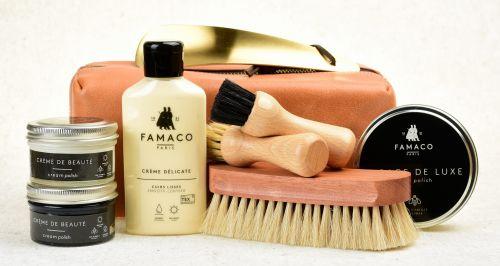 Sada péče o boty Famaco