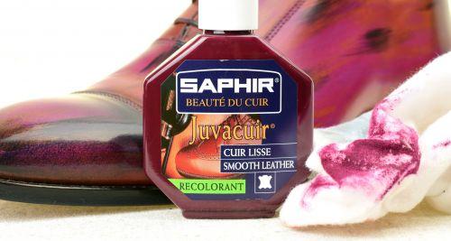 Renovační krém Saphir Juvacuir